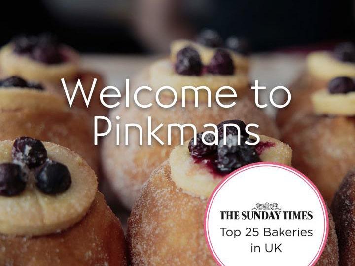 Welcome to Pinkmans Desktop